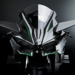 Kawasaki Ninja H2R Motorcycle Is Able to Produce 300 Horsepower