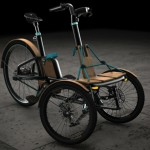 KAYLAD-e Trike : Hybrid Modern Vehicle for Commuting in Urban Area