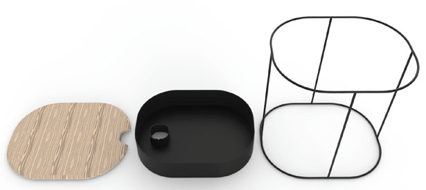 Keeper - Smart Cable Keeper by Joris Bonnesoeur