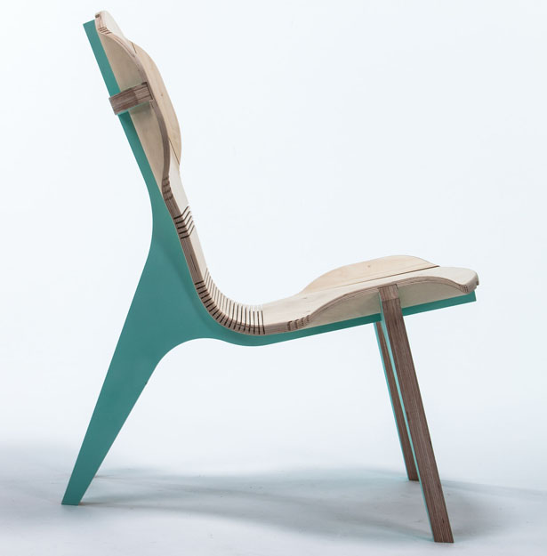 The KerFchair by Goldberg Boris  Tuvie
