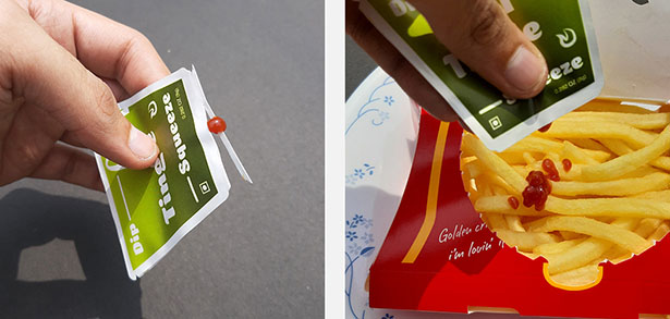 Ketchup Sachet Packaging Design by Ameya Mistry