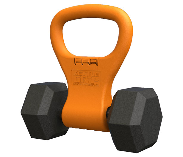 Kettle Gryp Portable Flexible Kettlebell System