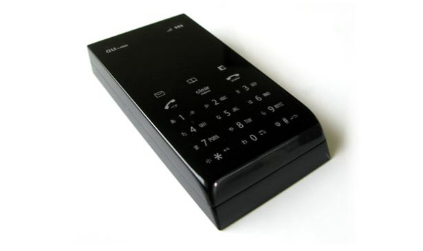 key to touch cell phone