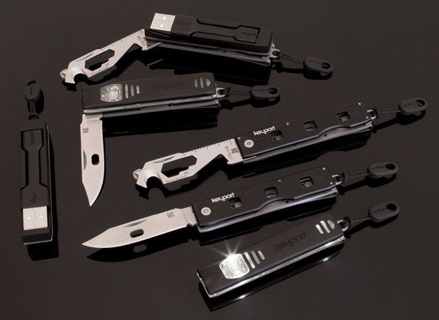 Keyport Anywhere Tools - Ultimate Modular Everyday Carry System