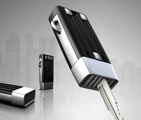 Futuristic Keyport for Your Keys