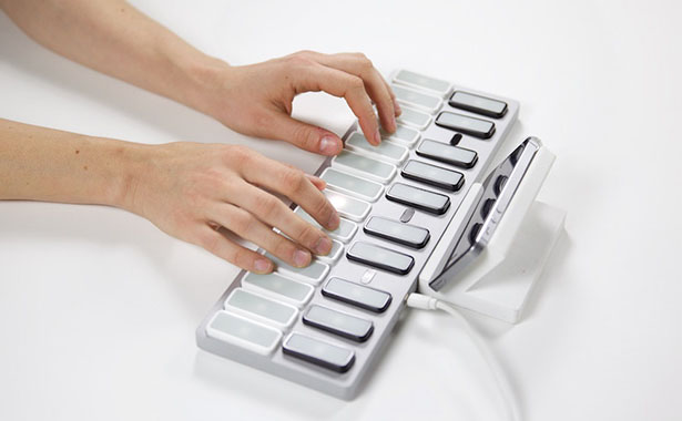 Keys Modular Keyboard to Create Your Music by Opho