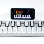 Keys Modular Keyboard for Mobile Musicians