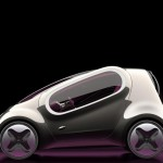 Kia Electric Pop Concept Car : Compact, Lightweight, and Green