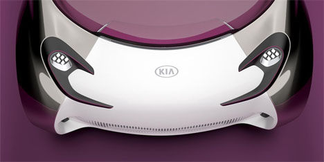 Kia Electric Pop Car