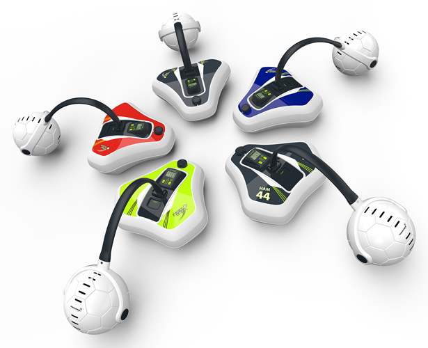 KickTrix Soccer Training System by LA Design