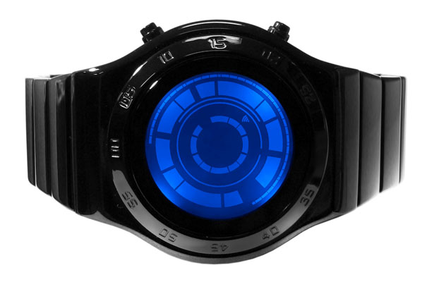 TokyoFlash Kisai Rogue SR2 LCD Watch