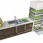 Kitchen Nano Garden Serves Excellent Way To Grow Your Own Vegetables