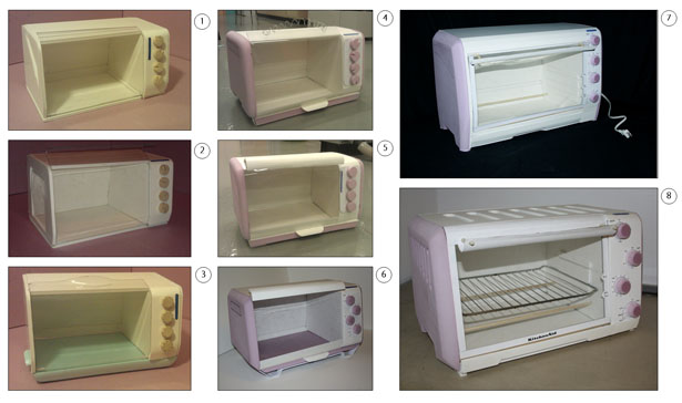 KitchenAid Toaster Oven Redesign by Etienne Choiniere-Shields