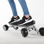 KAA S1 Electric Skateboard Offers The Same Thrill as Skiing or Surfing