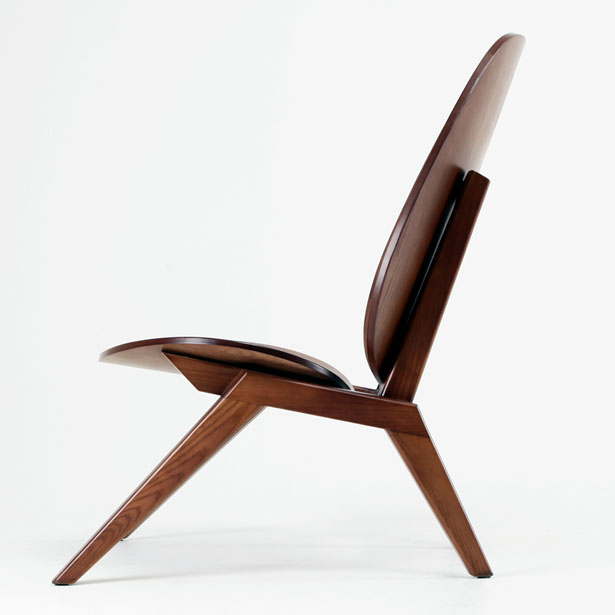 Klassiker Lounge Chair by Minwoo Lee | Tuvie