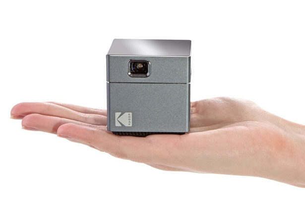 Kodak Wireless DLP Pico LED 1080p HD Mini Portable Projector