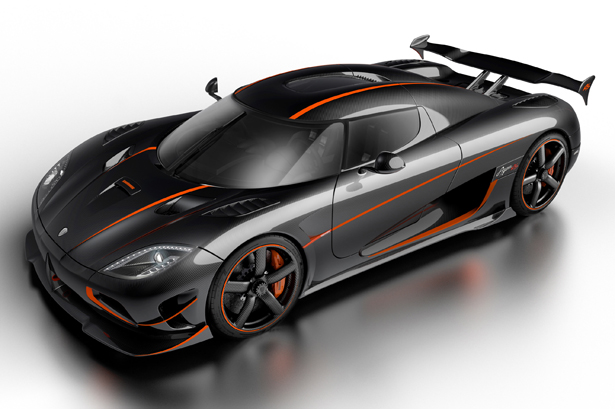 Koenigsegg Agera RS Car