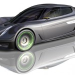 Koenigsegg Quant : A Solar Electric Sports Car