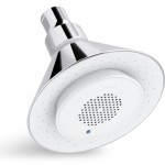 Kohler Moxie Showerhead and Wireless Speaker Turns You Into Bathroom Diva