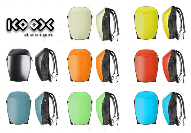 Koox Bug Backpack Bag Design