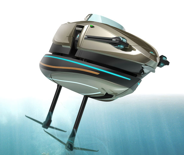 Karmaran Watercraft Concept