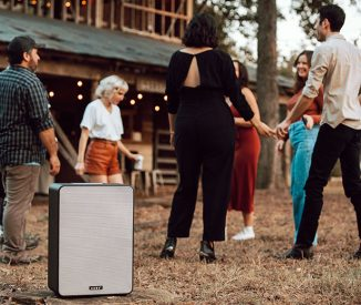 Kube4 – Portable, Wireless Audio System Makes You Living Room Sounds Like a Movie Theater