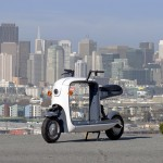 Kubo Electric Scooter by Lit Motors
