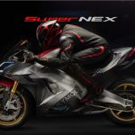 KYMCO SuperNEX Electric Supersport Motorcycle Features Familiar Roaring Sound and Gear Shifting Mechanism