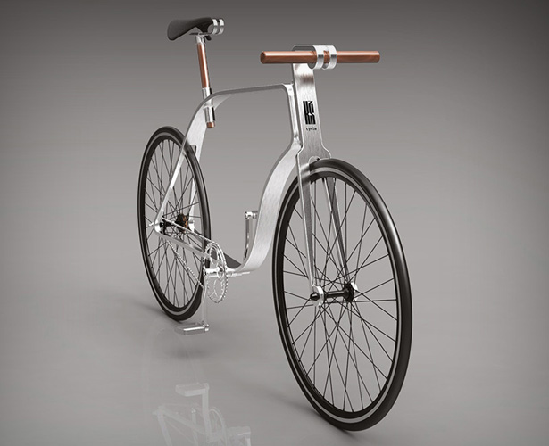 KZS Cycle Concept by Kiss Zsombor
