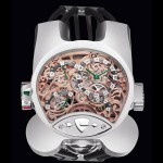 La Clef du Temps Limited Edition Watch from Confrerie Horlogere