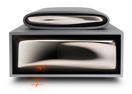 LaCie Desktop and Portable Hard Drive by Philippe Starck