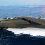 Lambo Yacht by Mauro Lecchi Design Was Inspired by Lamborghini Sports Cars