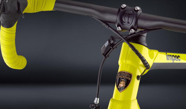 Lamborghini 50th Anniversary Edition Impec Bike