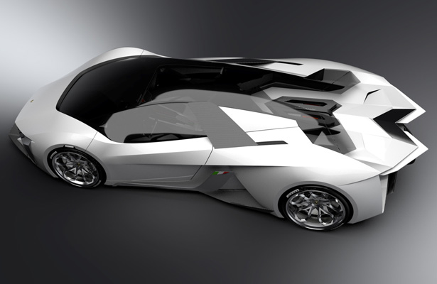 Lamborghini Diamante Concept by Thomas Granjard
