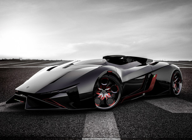 Lamborghini Diamante Concept For The Year Of 2023 Tuvie