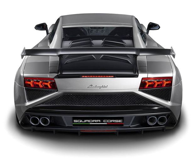 Street Legal Lamborghini Gallardo LP 570-4 Squadra Corse
