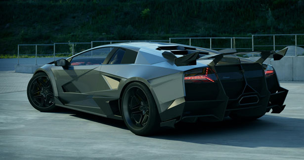vorsteiner kits news aventador roadster body by smart lamborghini kit car