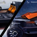 Land Rover Backpacker Concept Traveling Vehicle by Edwin Senger