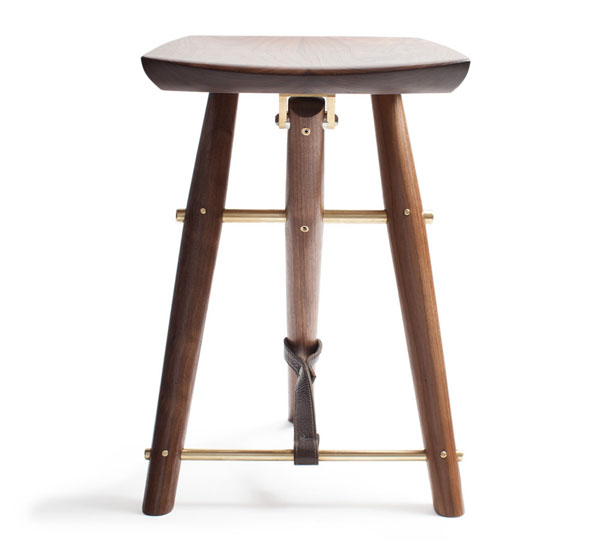 Langhorne Stool by Revisit