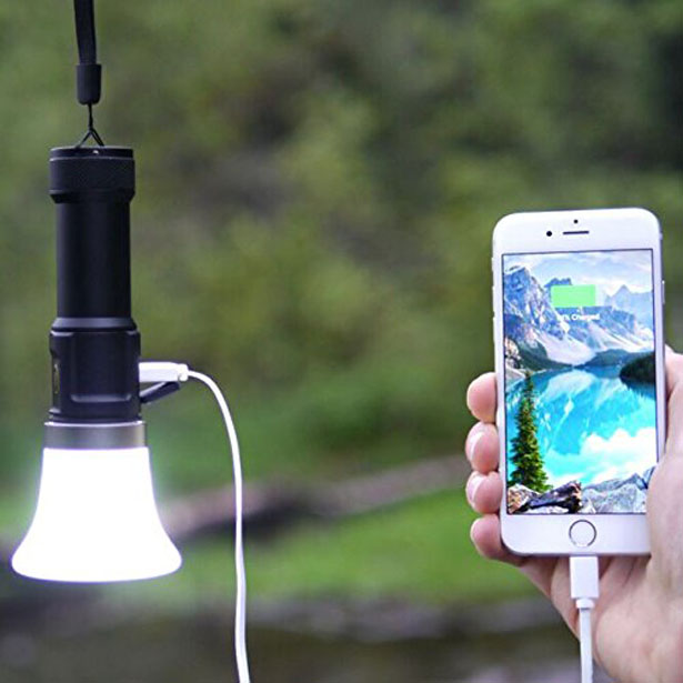 Lantern Lights Multi Functional Flashlight