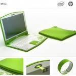 Laptop Concept Designs for Women by Nikita Buyanov