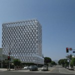 Larchmont Lotus Building Will Be Protected By Futuristic Shading System