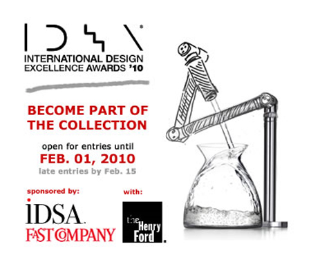 Last Date of Submission Extends on IDEA-2010