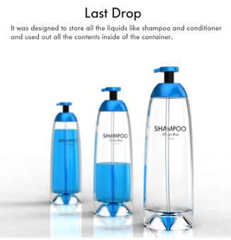Last Drop : Pumping Up Till The Last Drop From The Bottom of A Bottle
