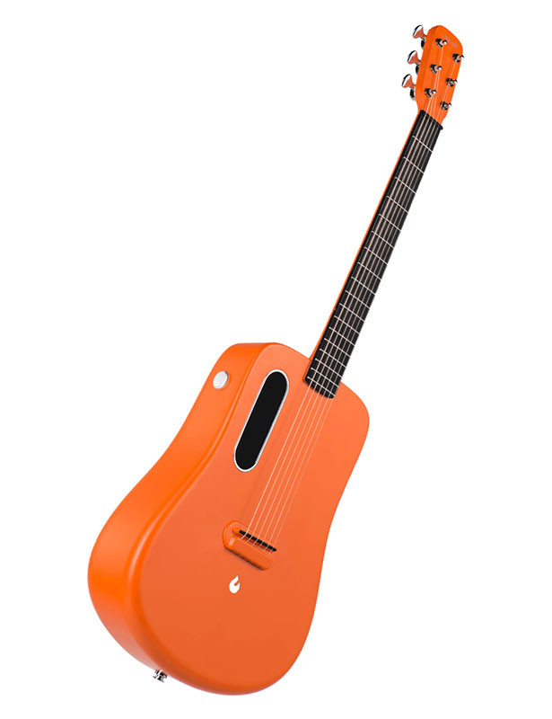 LAVA ME 2 Carbon Fiber Guitar - Lighter, Durable, and Works in All Weather Conditions