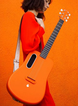 LAVA ME 2 Carbon Fiber Guitar – Lighter, Durable, and Works in All Weather Conditions