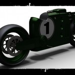 Lea-Francis Cafe Racer Design Is Inspired by Lea-Francis 1914 V-Twin Model