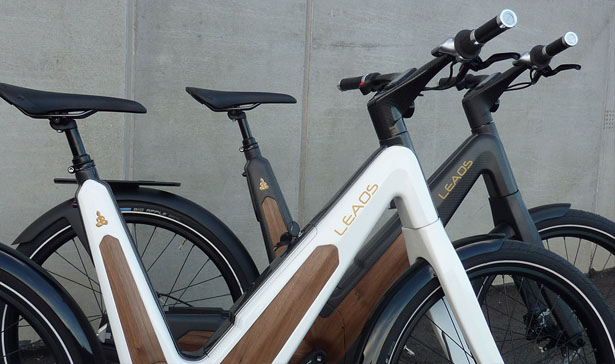 LEAOS Carbon Urban Design E-Bike
