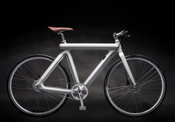 Leaos Electric Pressed Bike by Harry Thaler