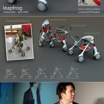 Leapfrog (Celebral Palsy Helper) by Donn won Braun